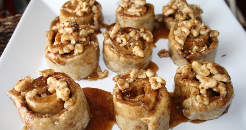 Gluten Free Cinnamon Rolls/Sticky Buns