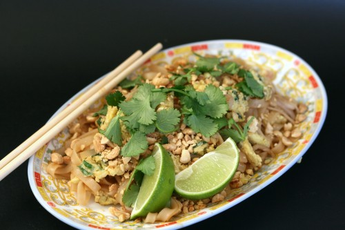 Pad Thai: If you're have a craving for this dish you should be able to satisfy that craving with this Supermarket Pad Thai. A bonus is if you use gluten free soy sauce this entire dinner is gluten free!