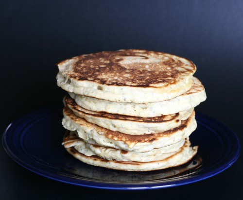 Chia Pancakes | Jamie's Recipes