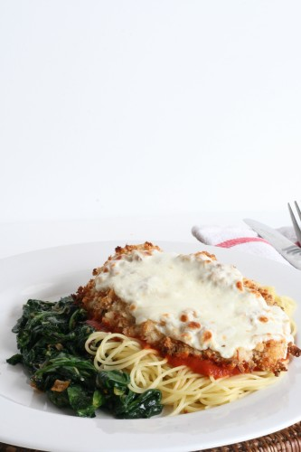Chicken Parm | Jamie's Recipes