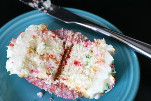 Homemade Funfetti Cupcakes | Jamie's Recipes
