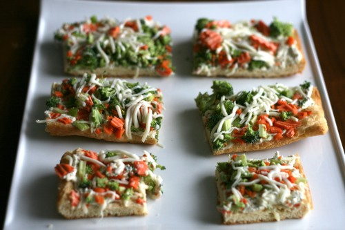 Vegetable Pizza | Jamie's Recipes