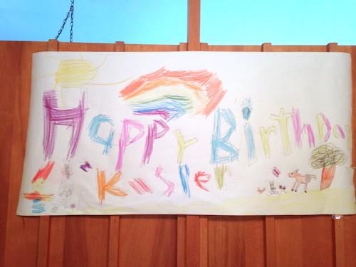 Birthday Banner   Jamie's Recipes