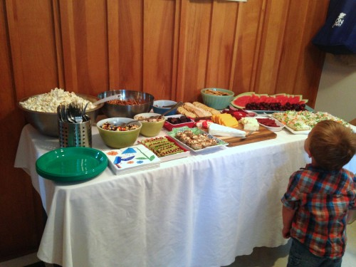 Snack Buffet