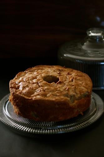 Apple Cake via Jamie's Recipes