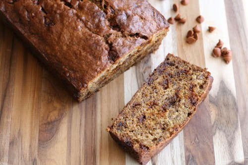 Browned Butter Cinnamon Chip Bread