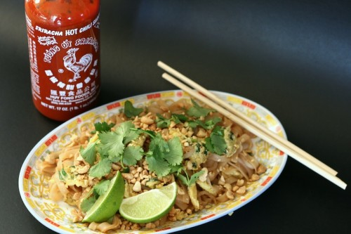 Supermarket Pad Thai