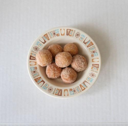fauxnut holes