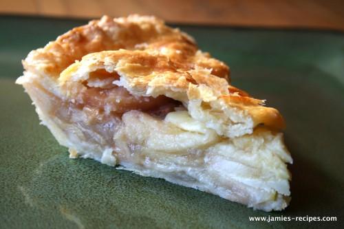 Apple Brie Pie
