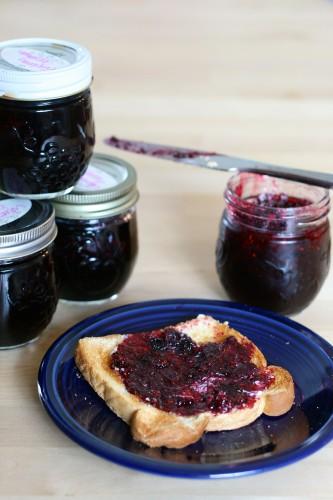 Blueberry Cinnamon Jam