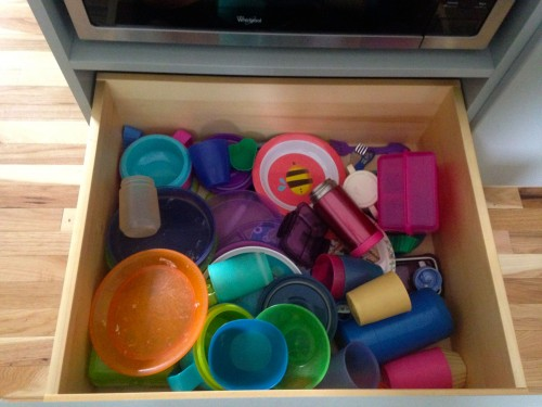 Drawer for kids