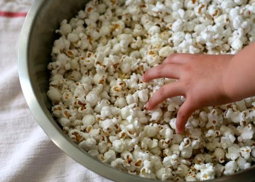 Whirley Pop Popcorn
