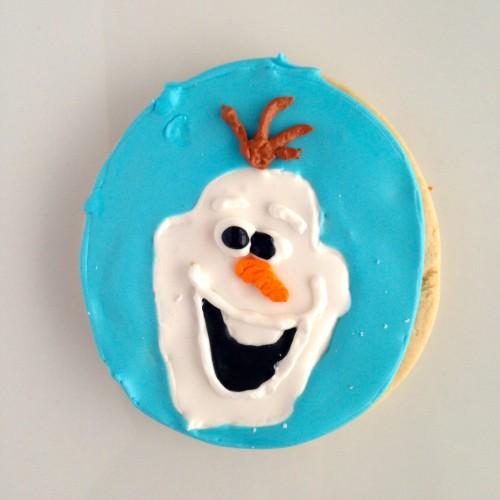 Olaf Sugar Cookies