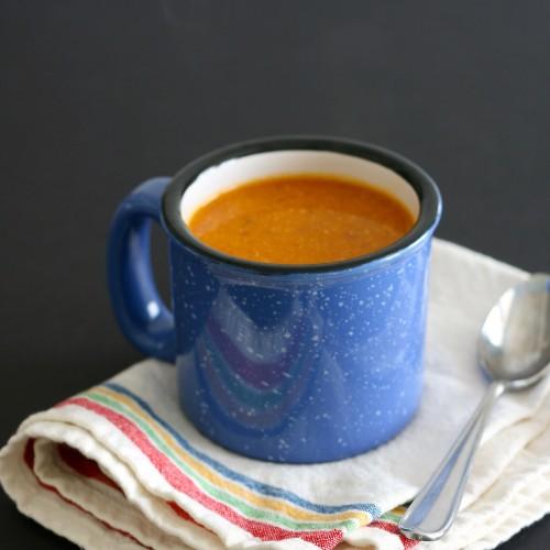 Chipotle Sweet Potato Soup