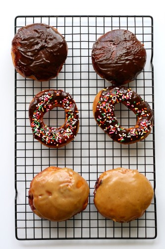 Yeast Doughnuts