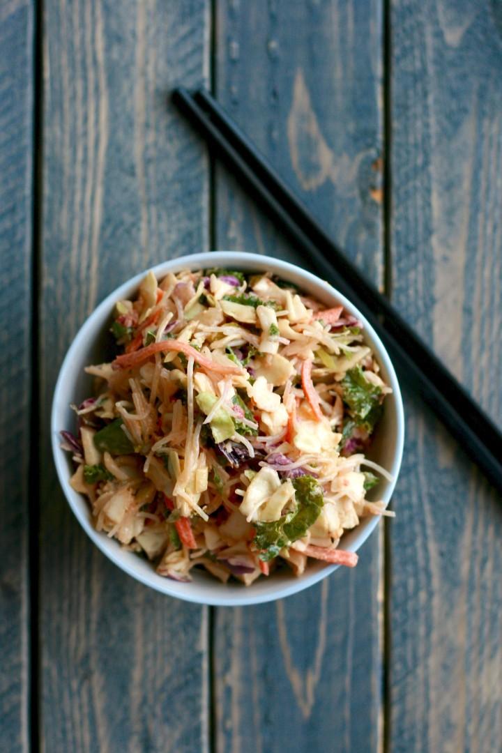 Vietnamese Spring Roll Bowl --gluten free