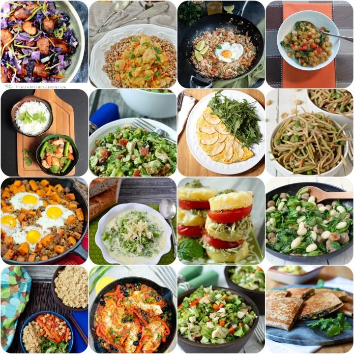 16 dinners ready in 30 mins