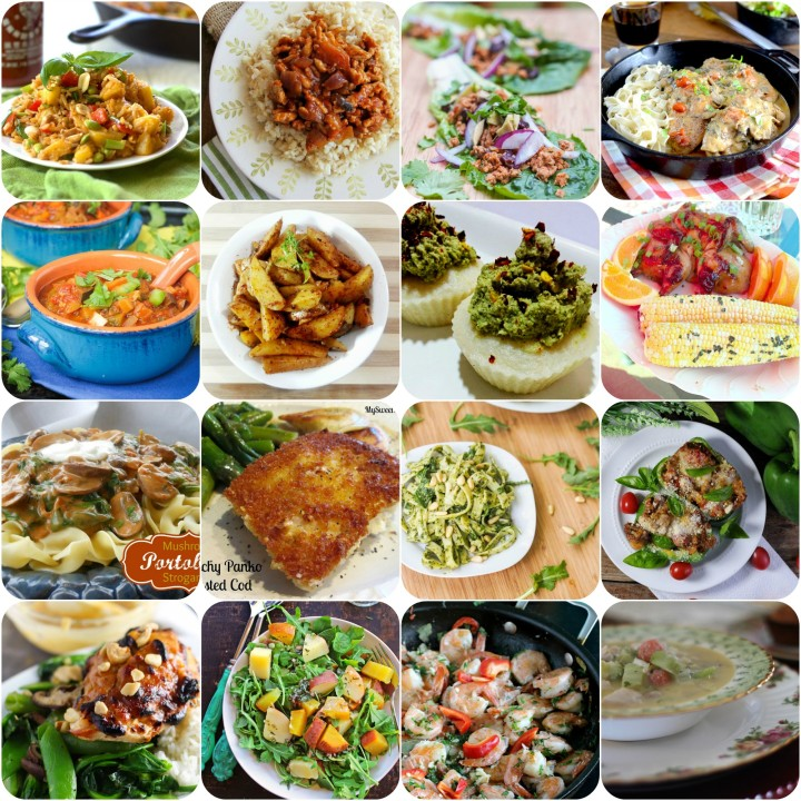 16 dinners in 30 minutes