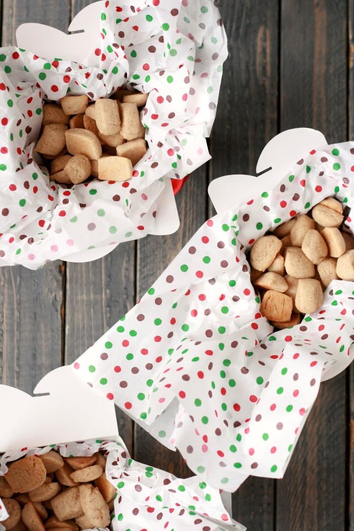 Pebber Nodder -Danish Christmas Cookies