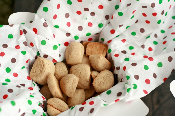 Pebber Nodder -Danish Christmas Cookie