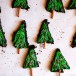 Christmas Tree Brownies (Gluten Free)