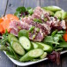 Ahi Tuna Salad -Whole30 compliant