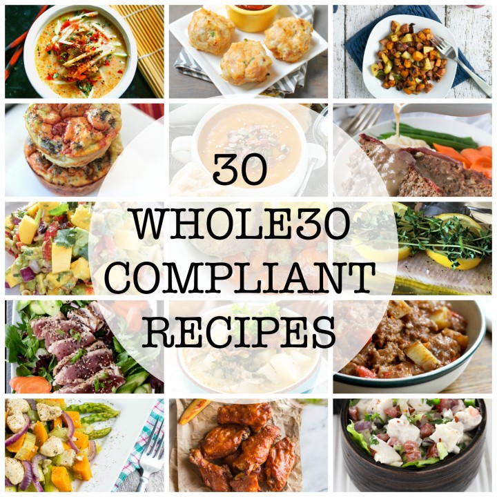 WHOLE30COMPLIANT