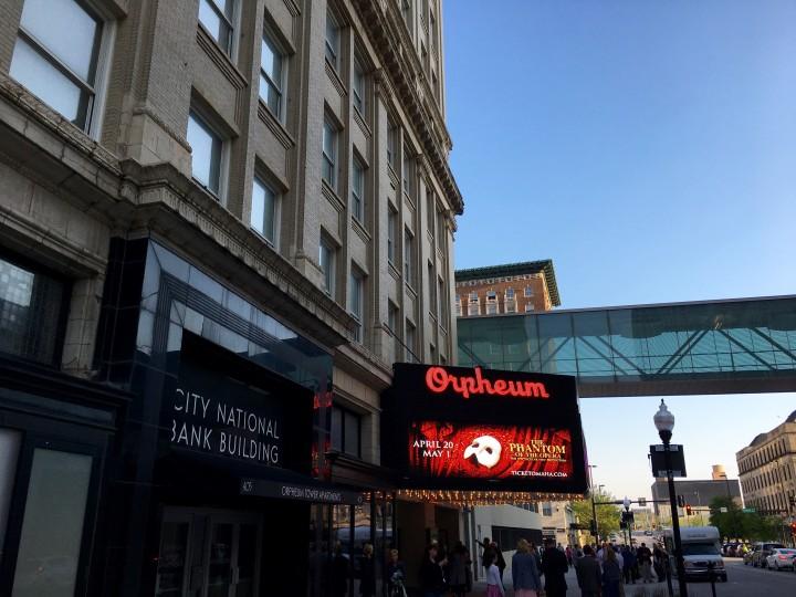 Orpheum Theater Omaha, NE