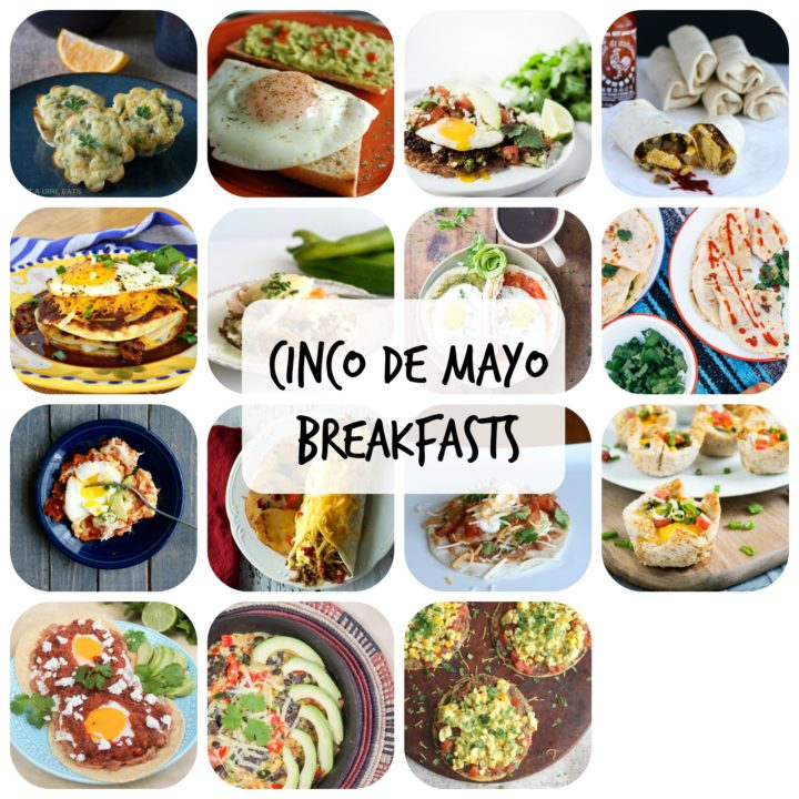 Cinco de Mayo recipe round up 90 recipes included!