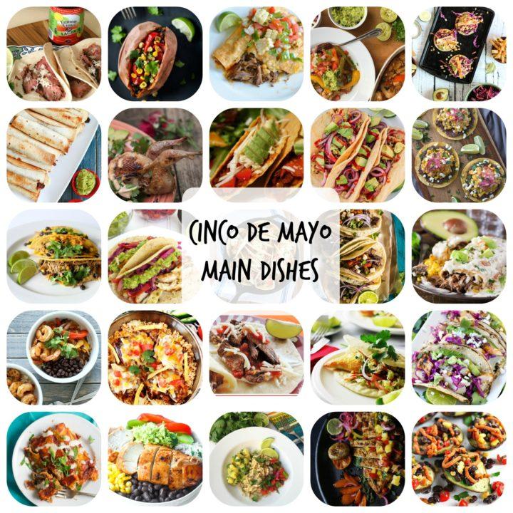 Cinco de Mayo recipe round up 90 recipes included!