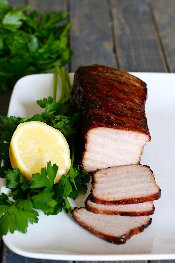 Miso Marinated Pork