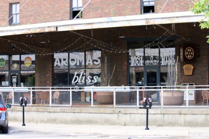 Aromas/Bliss Old Market
