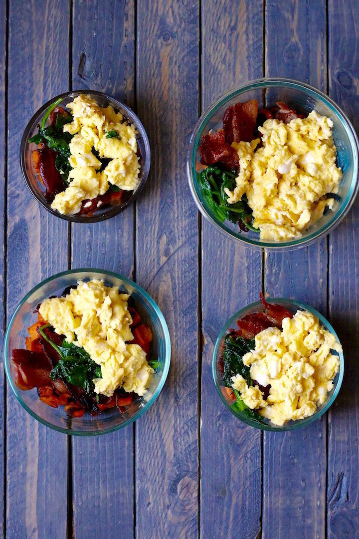 freezer friendly breakfast bowls