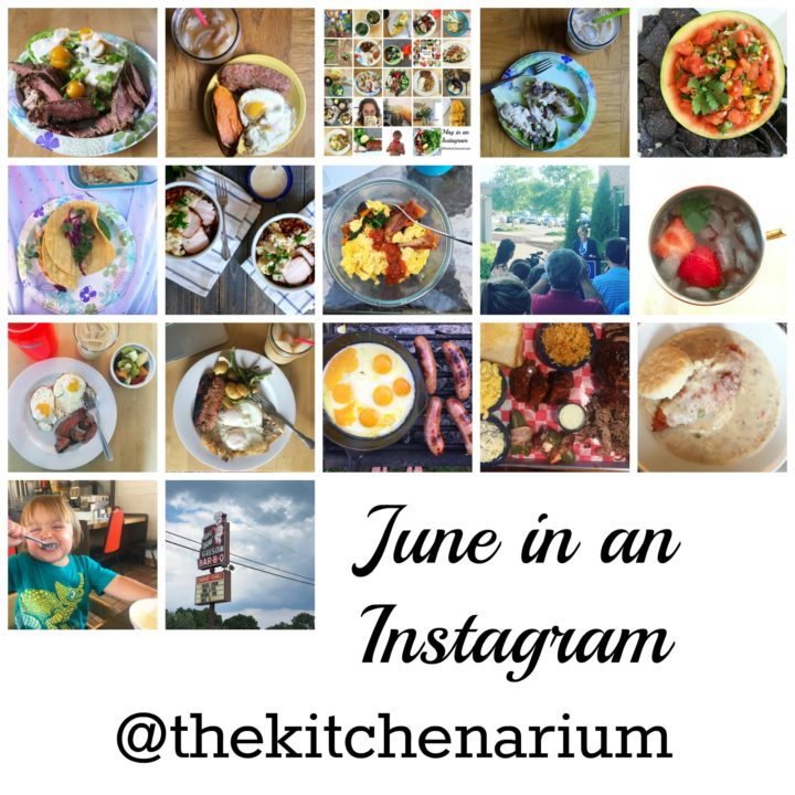 June in an Instagram @thekitchenarium