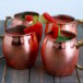 Watermelon Moscow Mules