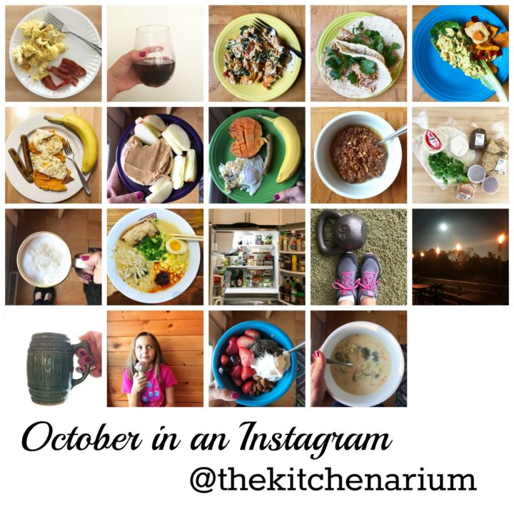 octoberinstagram @thekitchenarium